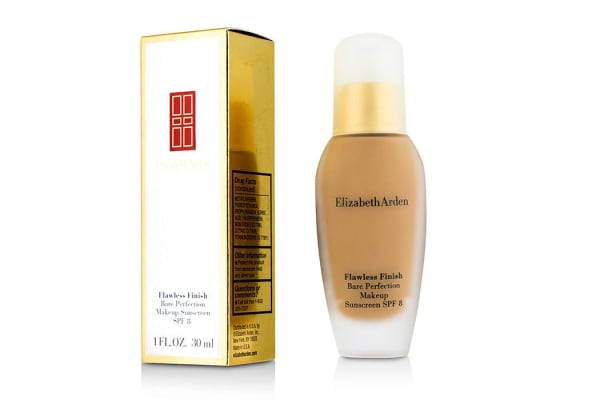 Elizabeth Arden Flawless Finish Bare Perfection Makeup SPF 8 - # 53 Warm Bronze (30ml/1oz)