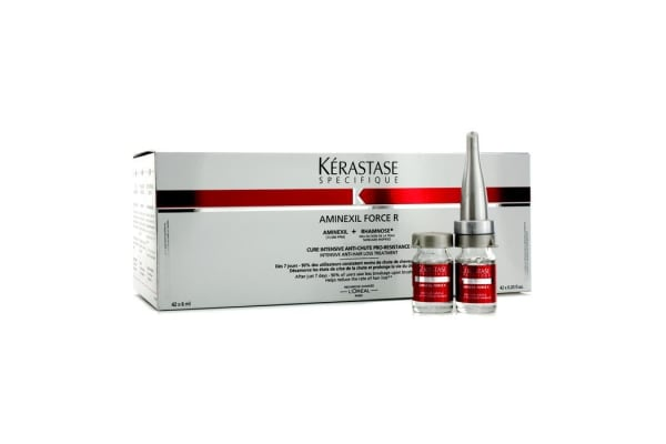 Kerastase Specifique Aminexil Force R Intensive Anti-Hair Loss Treatment (42x6ml/0.2oz)