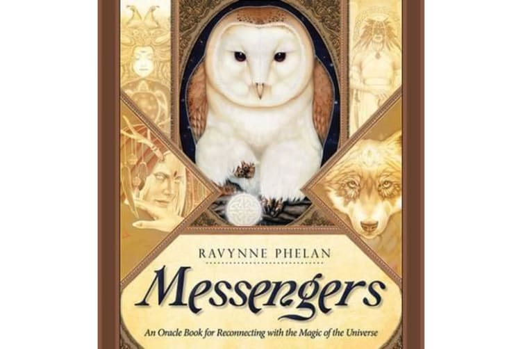 Messengers - An Oracle Book for Reconnecting with the Magic of the Universe