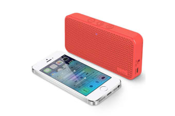 Pink Iluv Mini Portable Bluetooth Speaker For Apple/Android Smartphone/Tablet
