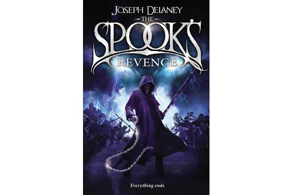 The Spook's Revenge - Book 13