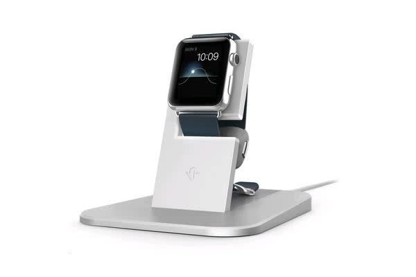 Twelve South HiRise for Apple Watch - Silver