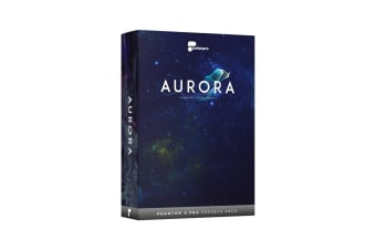 Polar Pro Aurora Cinematic Color Presets Phantom 4 Pro/Adv Edition