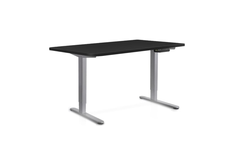 Artiss 140cm Adjustable Frame Standing Desk - Black