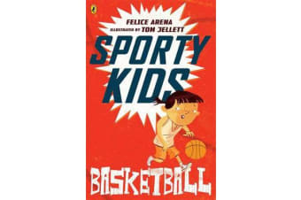 Sporty Kids - Basketball!