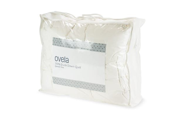 Ovela 70% Duck Down Quilt (Queen)