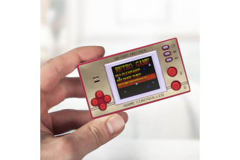 Orb Retro Pocket Games with LCD Screen