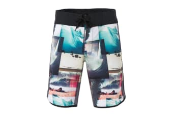 Animal Mens Boel Boardshorts (Multicolour) (32in)