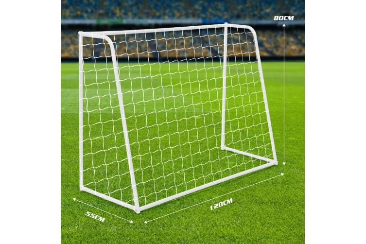 1.2M Steel Soccer Goal with Football Net