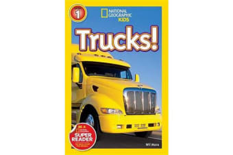 National Geographic Kids Readers - Trucks