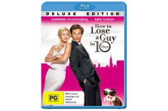 How to Lose a Guy in 10 Days Blu-ray Region B