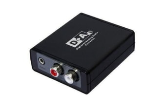 LENKENG Digital to Analog Audio Converter