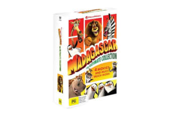 Madagascar : The Ultimate Collection