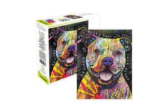 Dean Russo - Pit Bull 500pc Aquarius Select Puzzle
