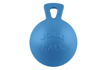 Horsemens Pride Jolly Ball (Blueberry Scented) (10 inches)