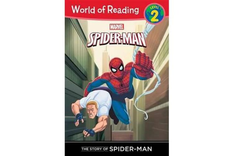 THE Amazing Spiderman the Story of Spiderman
