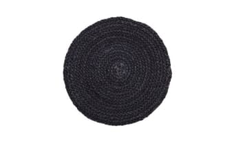 Amalfi Julian Placemat 35cm Black