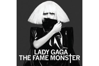 LADY GAGA - THE FAME MONSTER BRAND NEW SEALED MUSIC ALBUM CD - AU STOCK