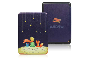 """Amazon All-New Kindle 10th Generation 2019 6"""" Flip Smart Leather Case Cover AU-LittlePrince"""