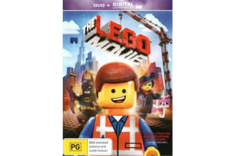 The Lego Movie (DVD/UV)