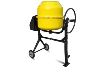 220L Portable Cement Concrete Mixer