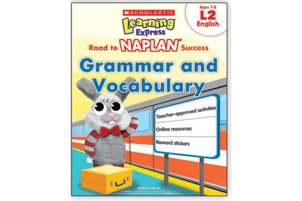 Learning Express NAPLAN - Grammar and Vocabulary L2