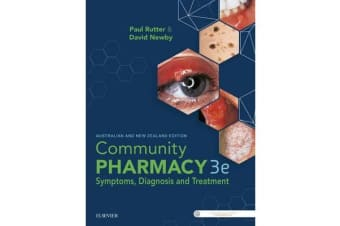Community Pharmacy - Symptoms, Diagnosis and Treatment 3e