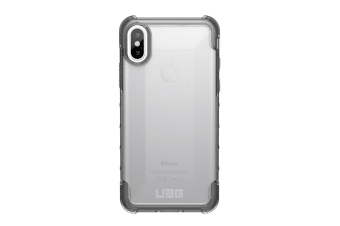 UAG Plyo Series iPhone Xs Case - Clear