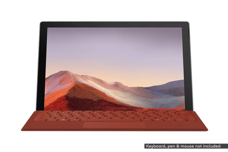 Microsoft Surface Pro 7 (i7, 16GB RAM, 512GB SSD, Platinum) - AU/NZ Model