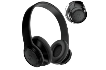Jam Silent Pro Wireless Bluetooth Headphones Headset Active Noise Cancelling/Mic