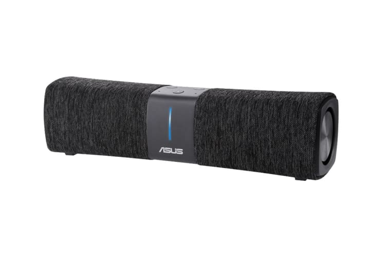 ASUS Lyra Voice All-In-One AC2200 Smart Tri-Band AiMesh Voice Router & Bluetooth Speaker with Built-in Amazon Alexa (LYRA-VOICE)