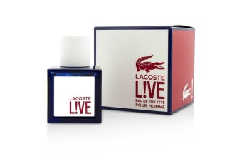 Lacoste Live EDT Spray 40ml/1.3oz
