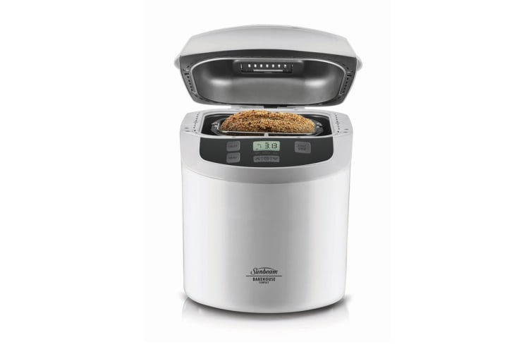 Sunbeam Compact Bakehouse 750g Bread Maker (BM2500)