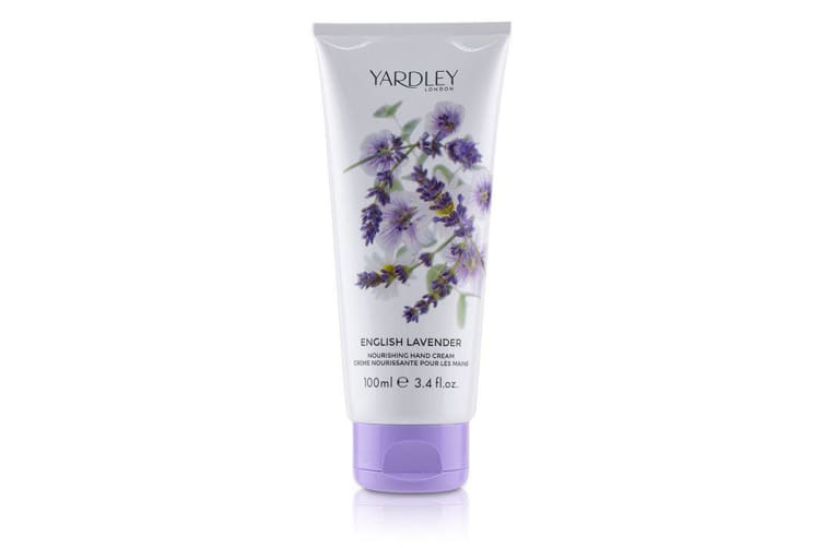 Yardley London English Lavender Nourishing Hand Cream 100ml
