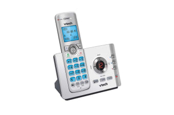 Vtech 17550 Dect6.0 Cordless Phone With Mobileconnect