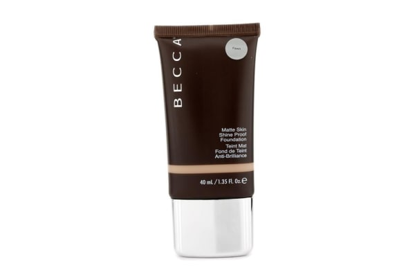 Becca Matte Skin Shine Proof Foundation - # Fawn (40ml/1.35oz)