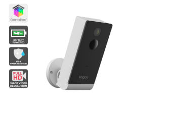 Kogan SmarterHome™ IP54 Outdoor Battery Powered 1080P Wi-Fi Security Camera