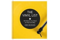 The Vinyl List - 100 Albums You Need on Vinyl and Why