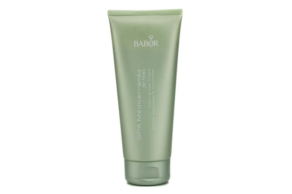 Babor SPA Mediterranee Clean & Peel Cream For Feet (200ml/6.7oz)