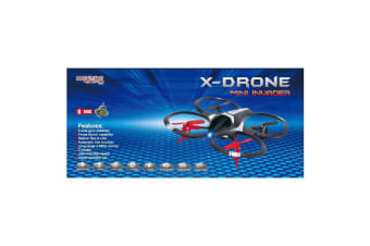 Rusco Racing X-Drone Mini Invader Drone - 2.4GHz