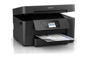 EPSON WORKFORCE PRO WF-3725 4 CLR MULTIFUNCTION INKJET PRINTER