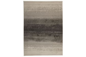 Abstract Modern Beige Ivory Rug