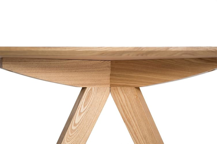 Amber Collection | Wood Console Table | Natural