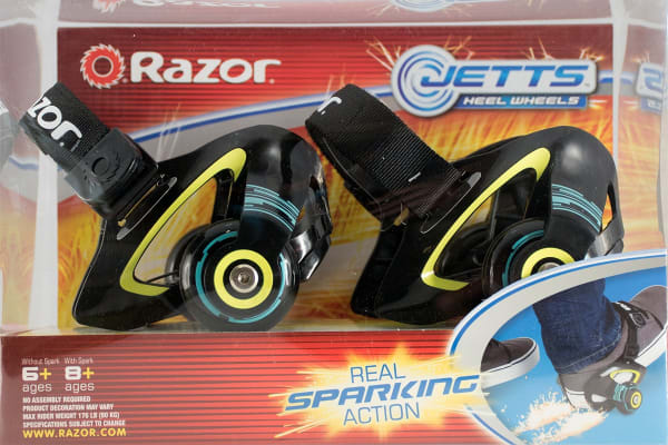 Razor Jetts Heel Wheels (Green)