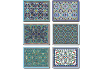 Cinnamon Dubai Placemats Set of 6