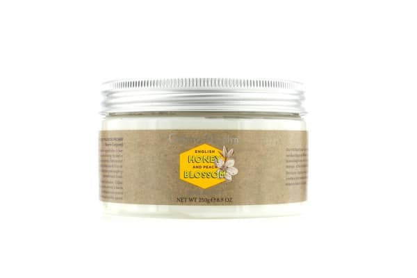 Crabtree & Evelyn English Honey & Peach Blossom Body Butter (250g/8.8oz)