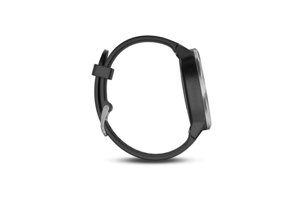 Garmin Vivoactive 3 (Black with Stainless Hardware)