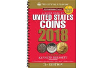 A Guide Book of United States Coins 2018 - The Official Red Book, Spiral