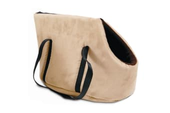 Cosipet Chelsea Pet Carrier (Tan) (Tiny)