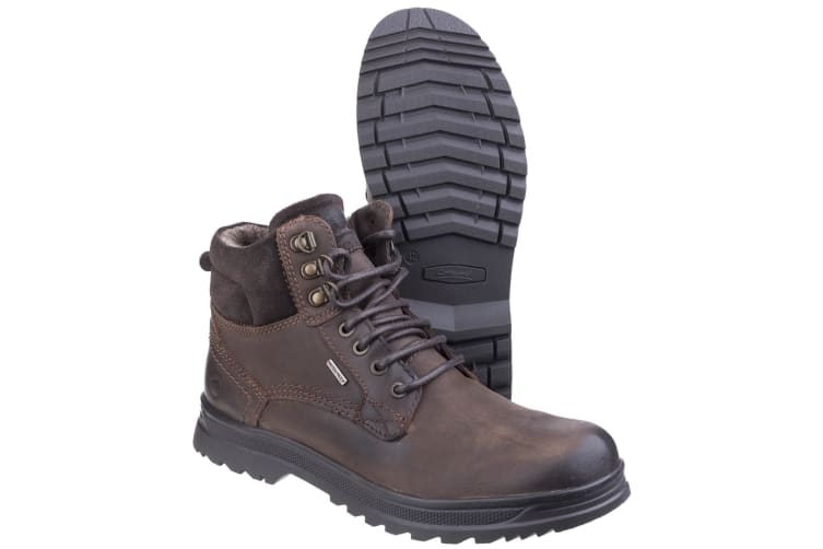 Cotswold Mens Gloucester Rugged Country Boots (Brown) (9 UK)